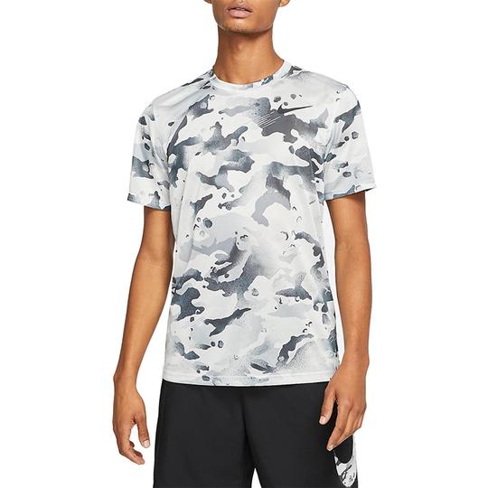 Nike Dri Fit White Camo