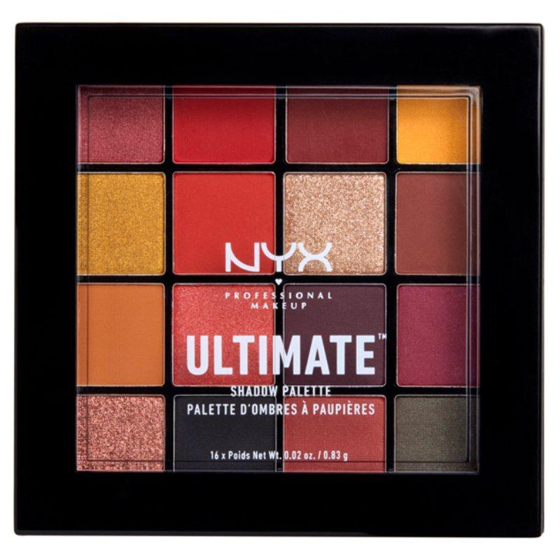 NYX Professional Makeup - Ultimate Shadow Palette - Phoenix