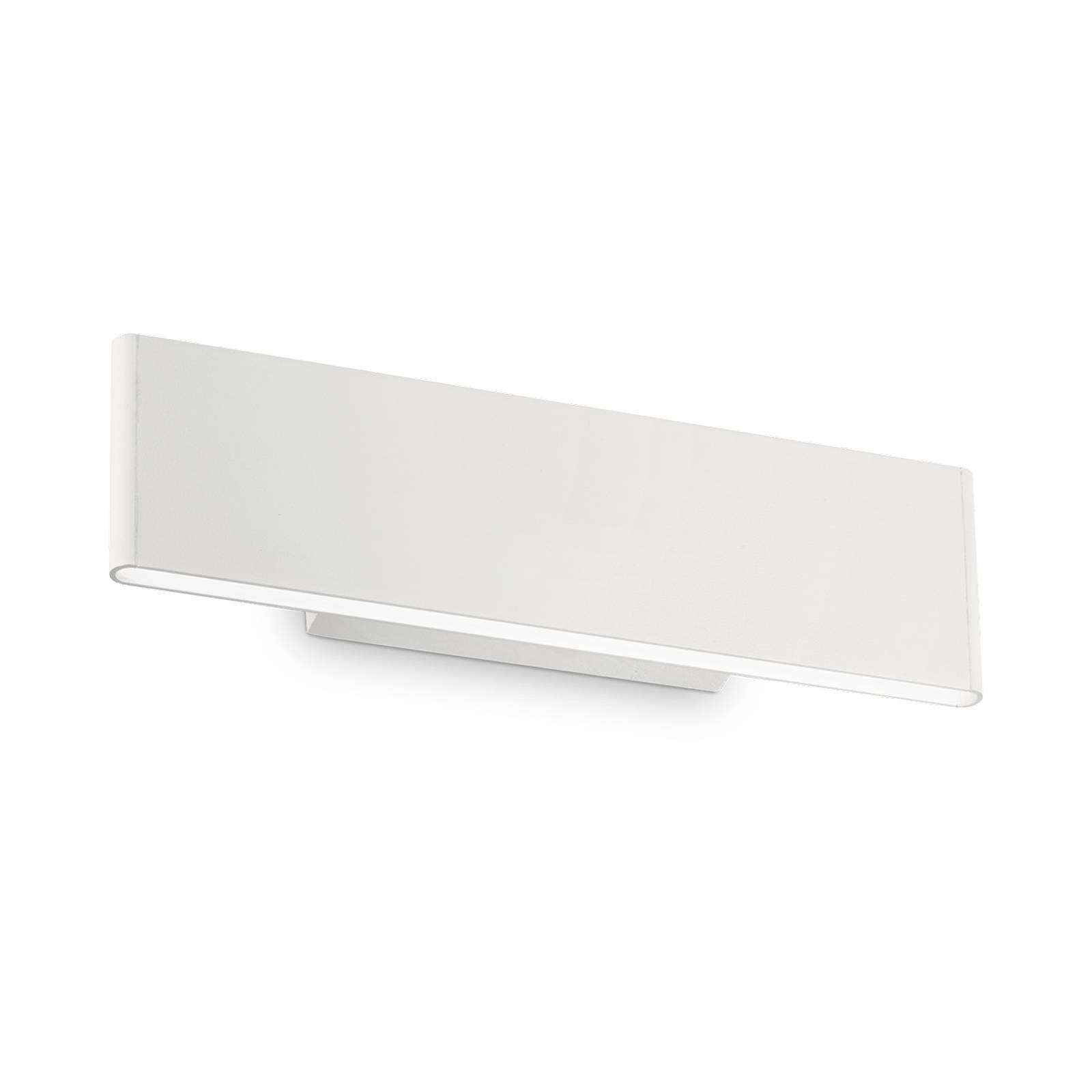LED-seinävalaisin Desk, valkoinen, ylä-/alavalo