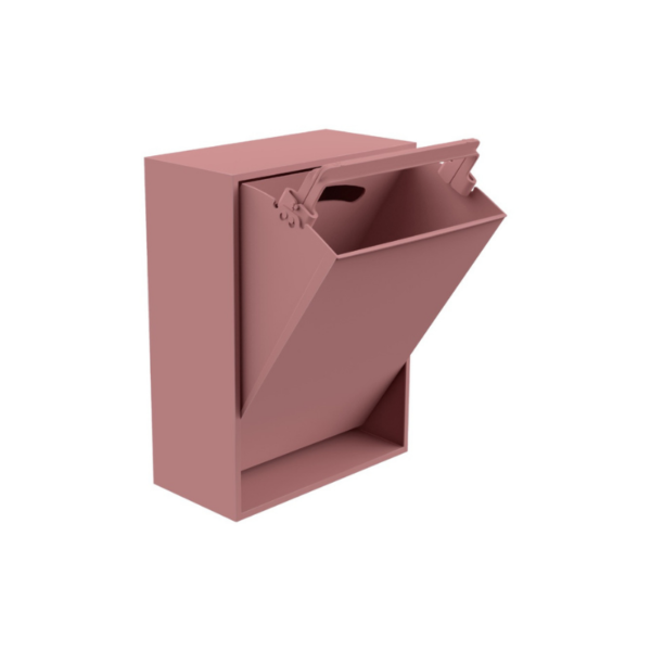 ReCollector - Recycling Box - Ash Rose