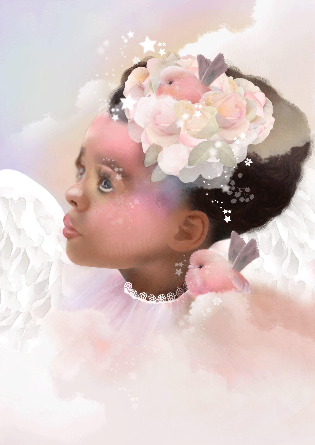 Schmooks Juliste Heavenly Heart