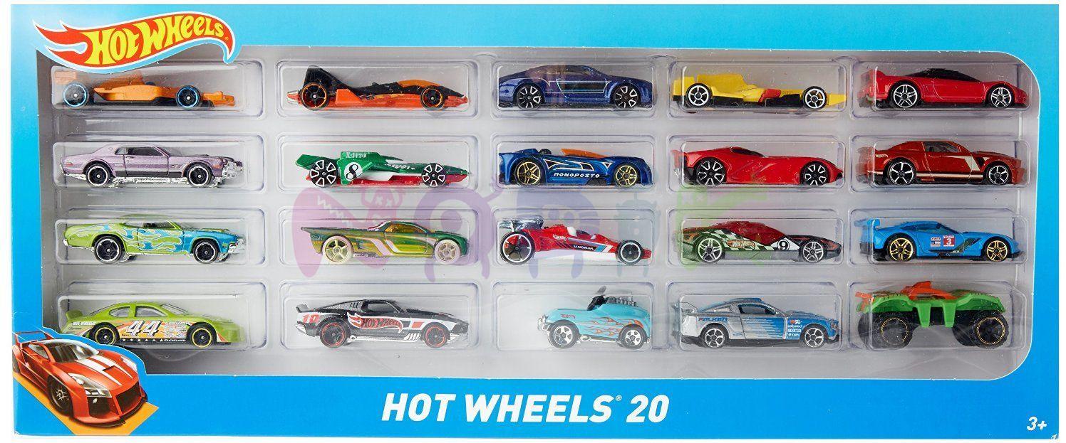 Hot Wheels - 20 Car Gift Pack (H7045)