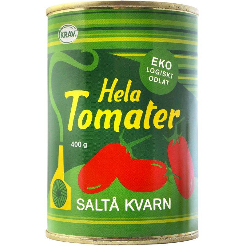 Kokonaiset Tomaatit 400g - 20% alennus