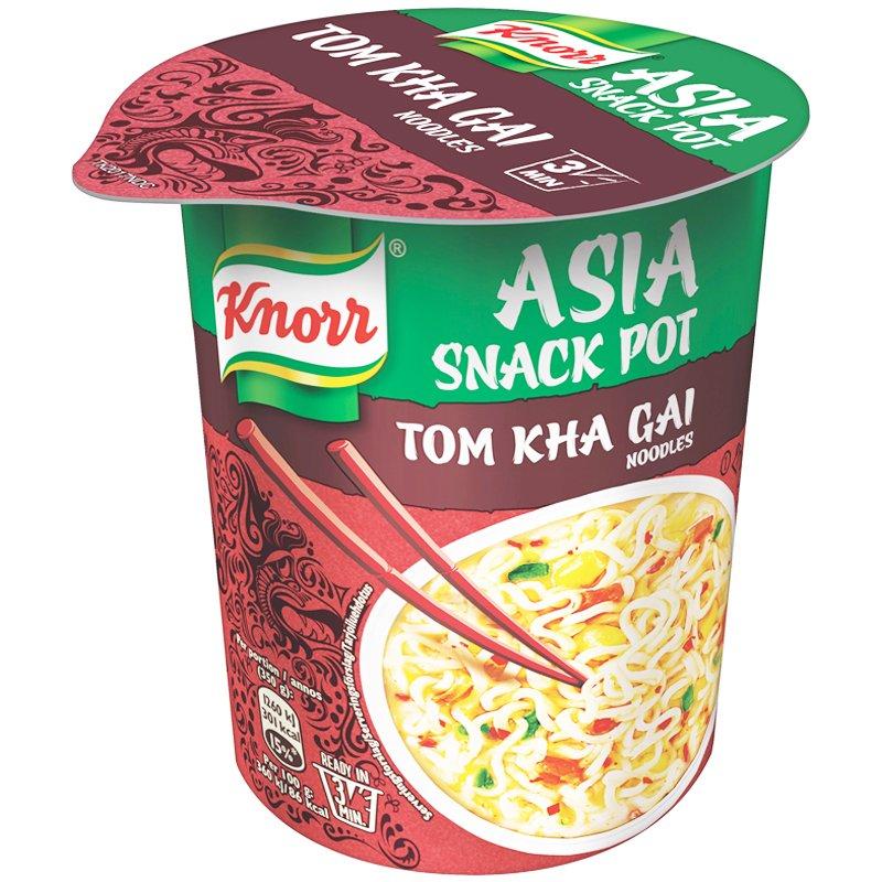 "Nuudeliateria ""Tom Kha Gai"" 65g - 29% alennus"