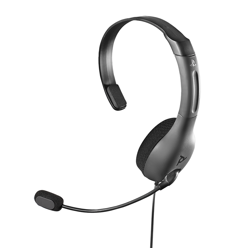 Playstation 4 Chat Headset LVL30 Grey