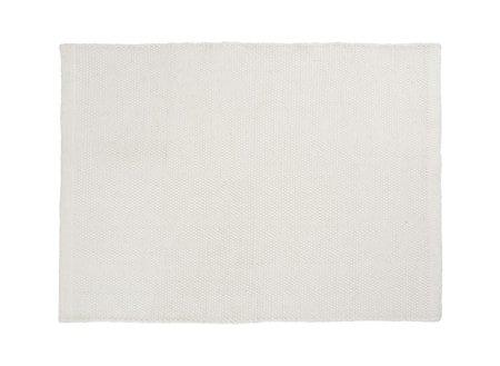 Asko Teppe Hvit 80x250 cm