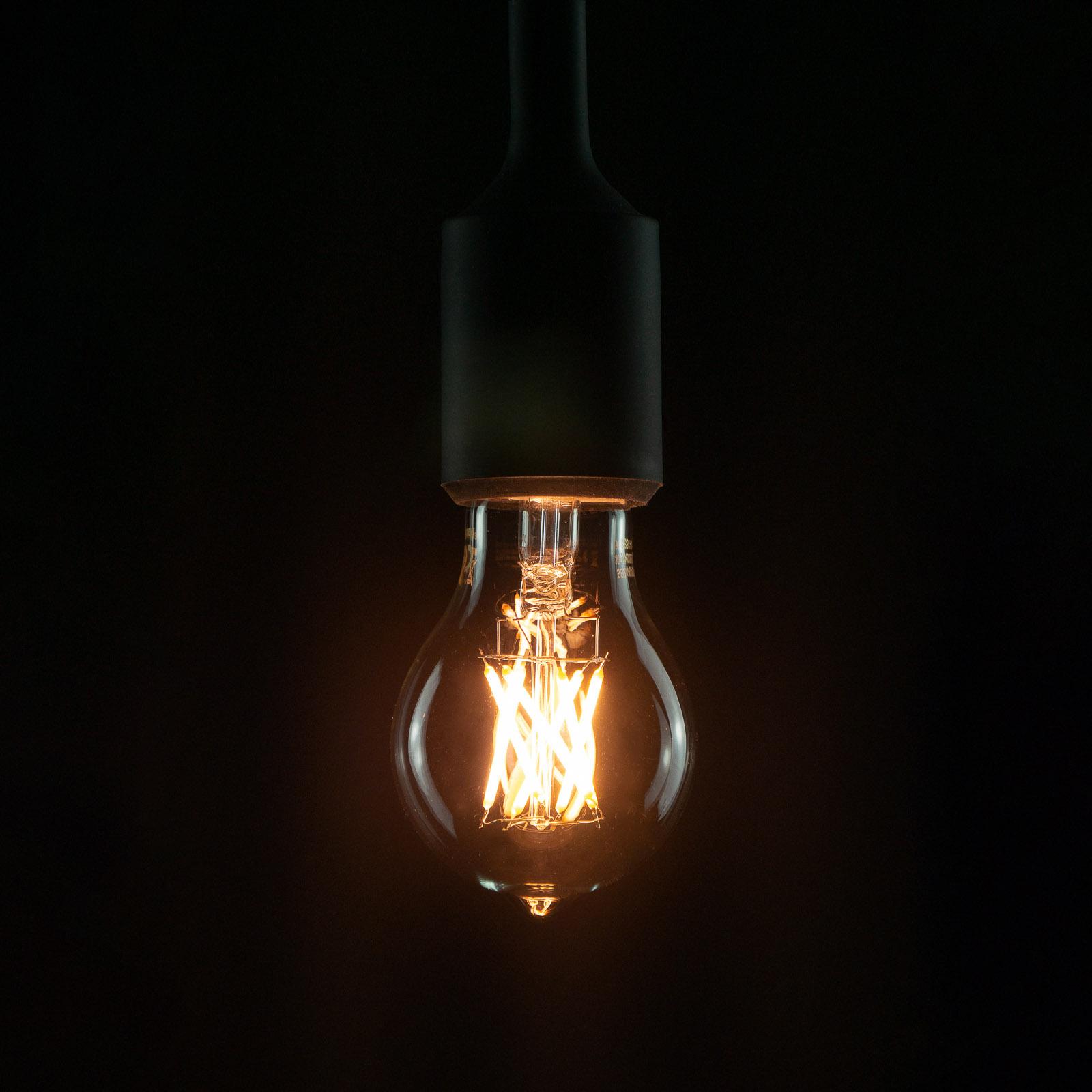 SEGULA LED-lamppu E27 6W 2200K kirkas