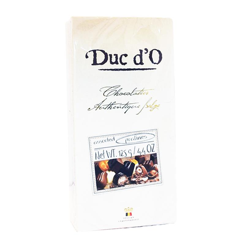 Pralinask Belgisk Choklad 125g - 26% rabatt
