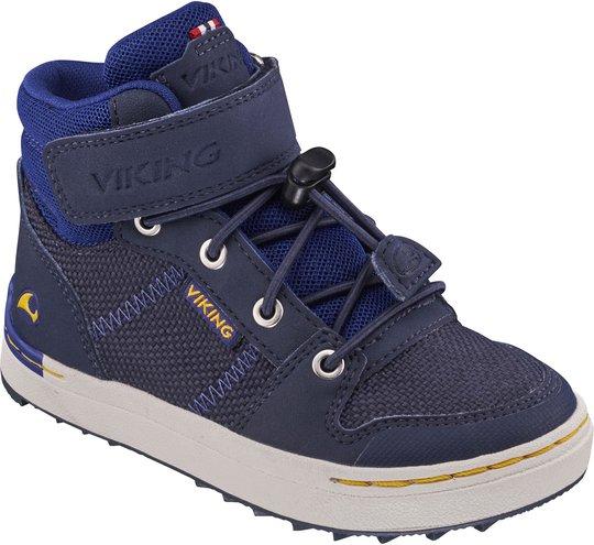 Viking Tonsen Mid GTX Sneaker, Navy/Dark Blue 21