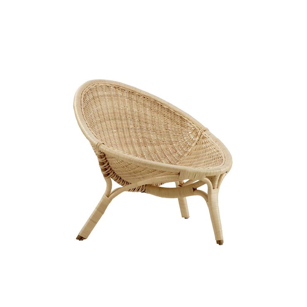 Rana Chair rottingfåtölj, Sika-design