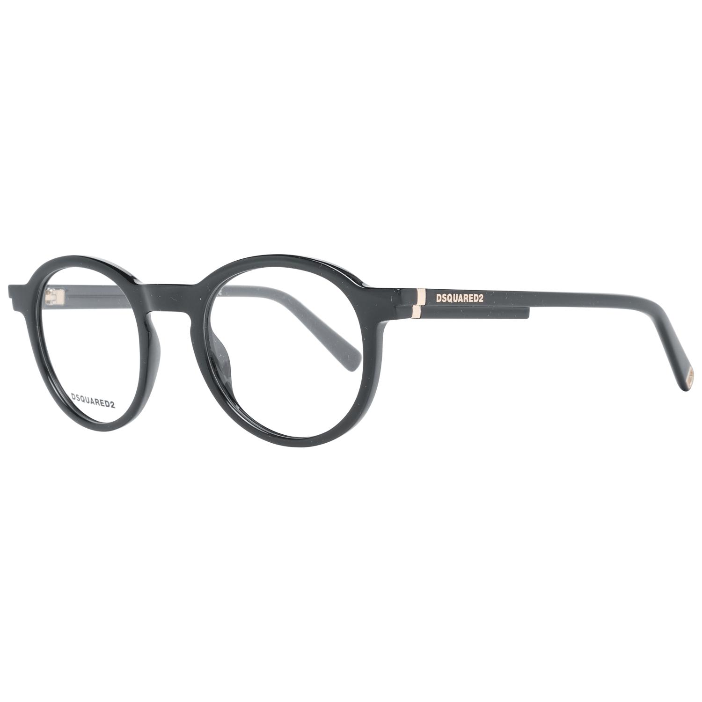 Dsquared² Men's Optical Frames Eyewear Black DQ5249 47001