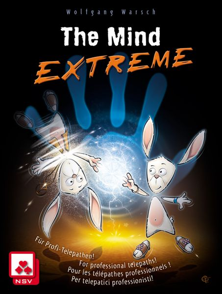 The Mind Extreme - Boardgame (English) (VEN8127)