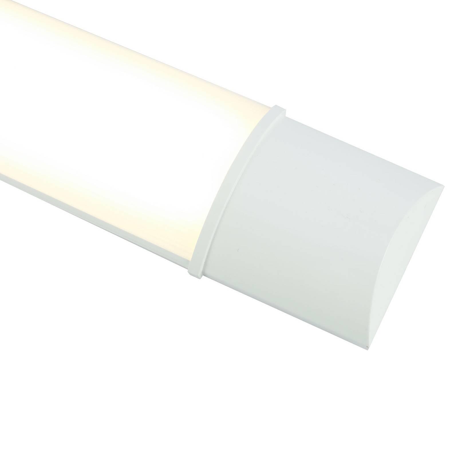 LED-kaapinalusvalaisin Obara, IP20, pituus 90 cm