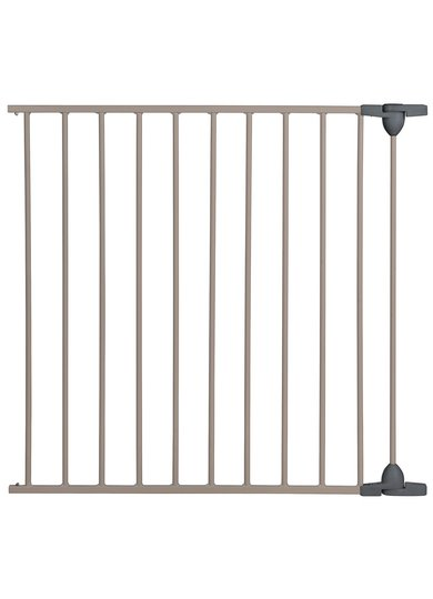 Safety 1st 7 cm Forlengning til Modular Sikkerhetsgrind, Light Grey