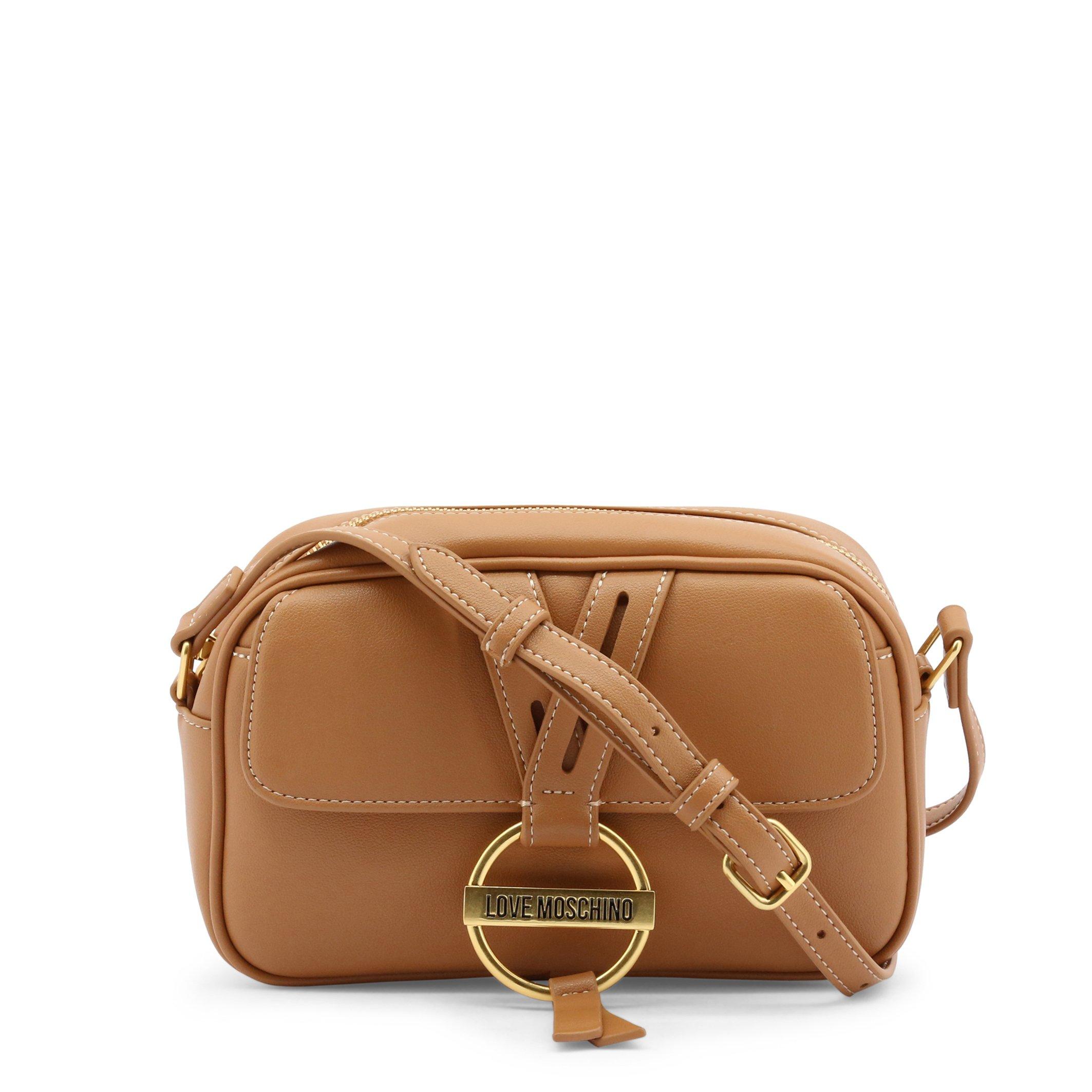 Love Moschino Women's Crossbody Bag Various Colours JC4201PP1DLK0 - brown NOSIZE