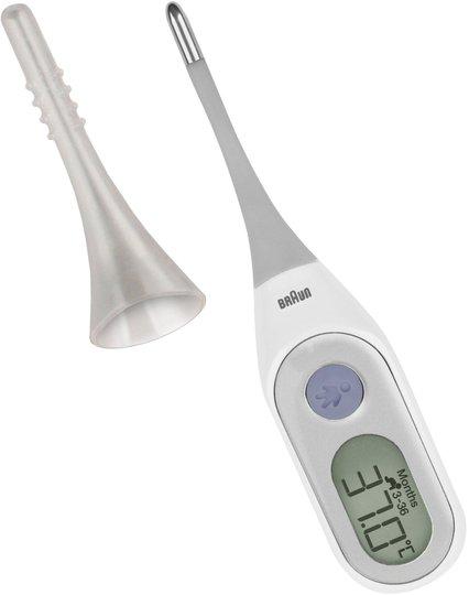Braun Termometer Stick Age Precision