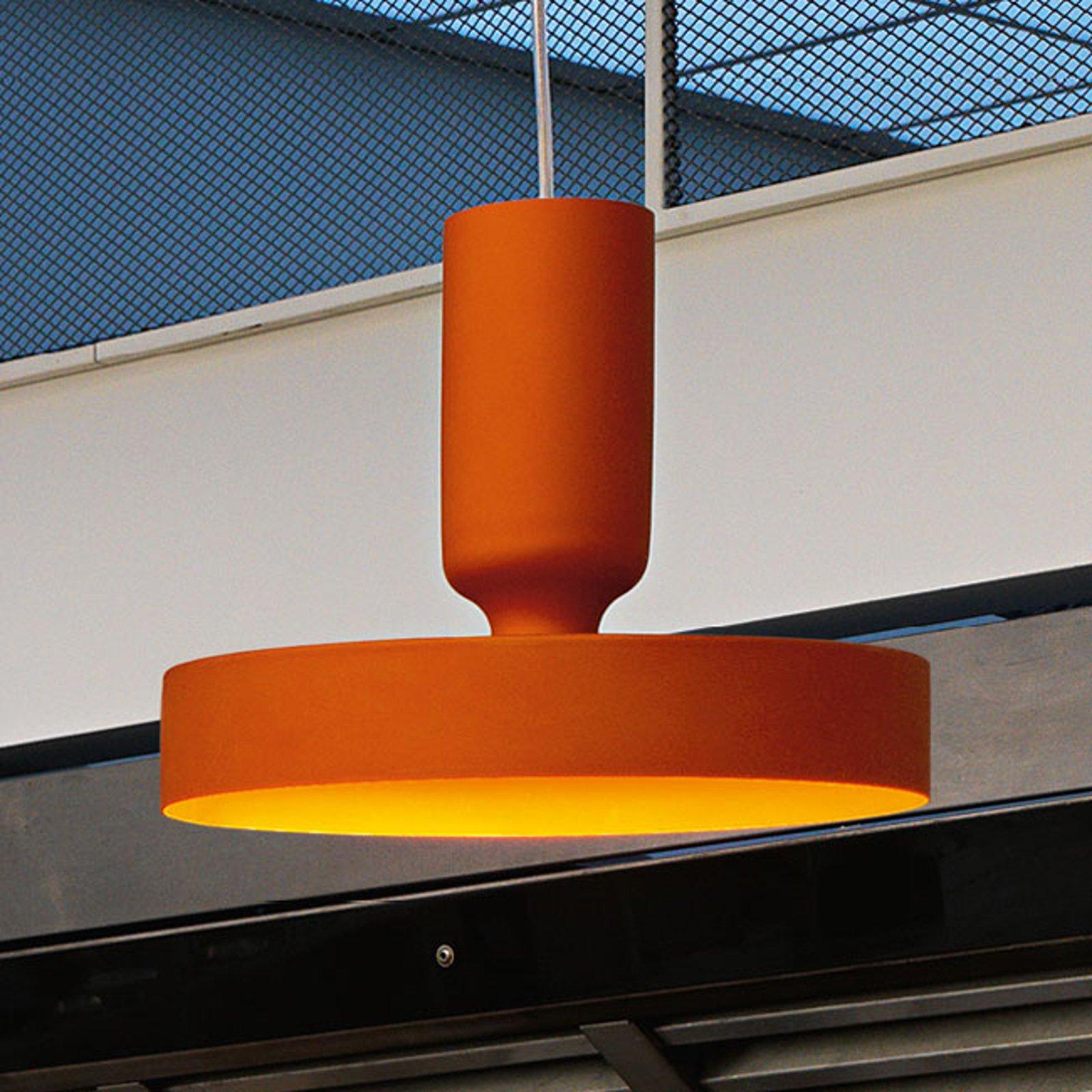 Modo Luce Hammer hengelampe Ø 18 cm oransje