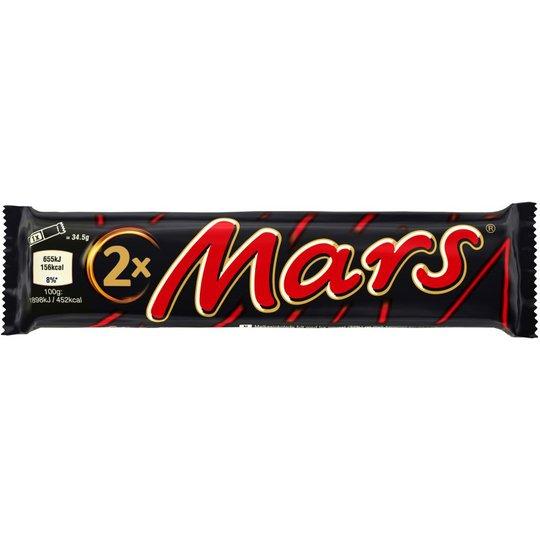 Mars - 18% rabatt
