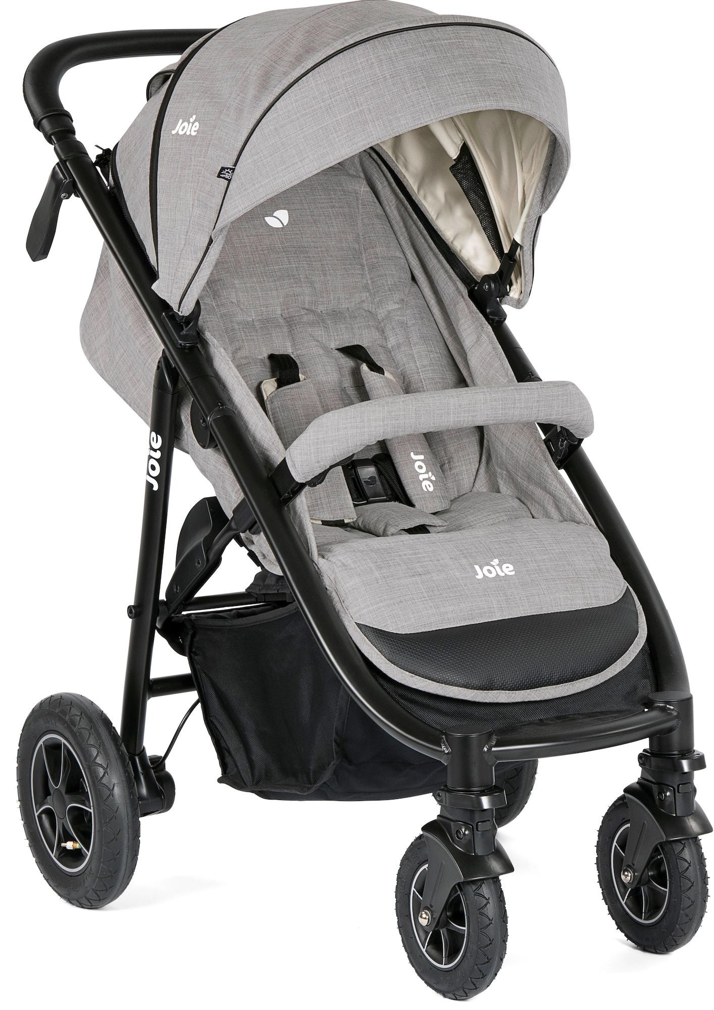 Joie Mytrax Sulky, Gray Flannel