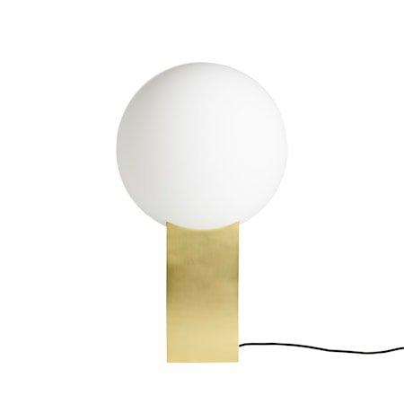 Hoop Gulvlampe - Messing