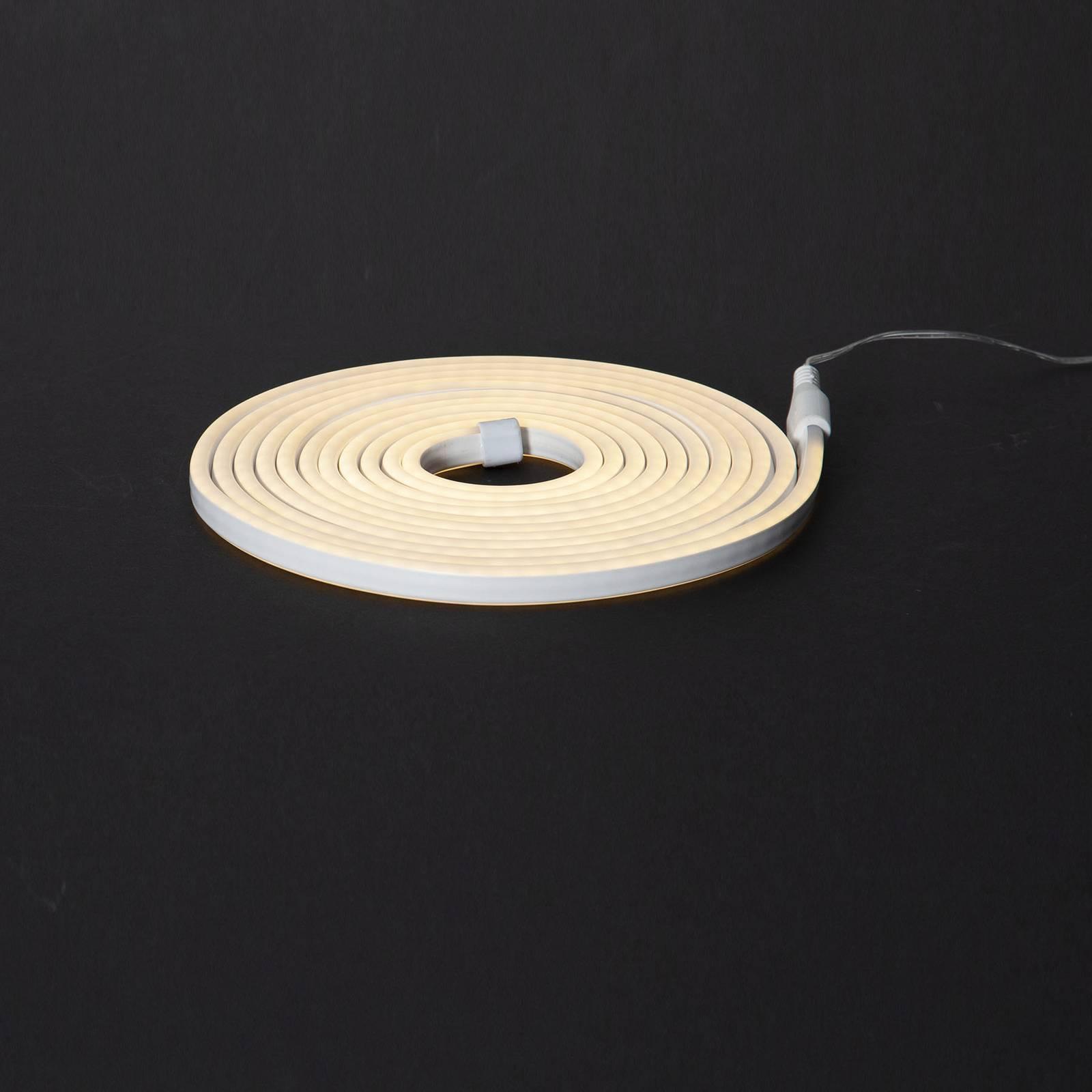 Flatneon-LED-valokaapeli 2 800 K