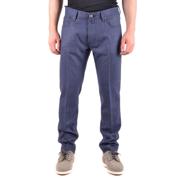 Jacob Cohen Men's Trouser Blue 162959 - blue 33