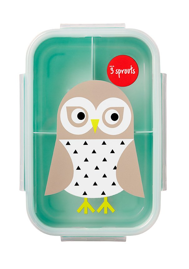 3 Sprouts - Bento Box - Mint Owl