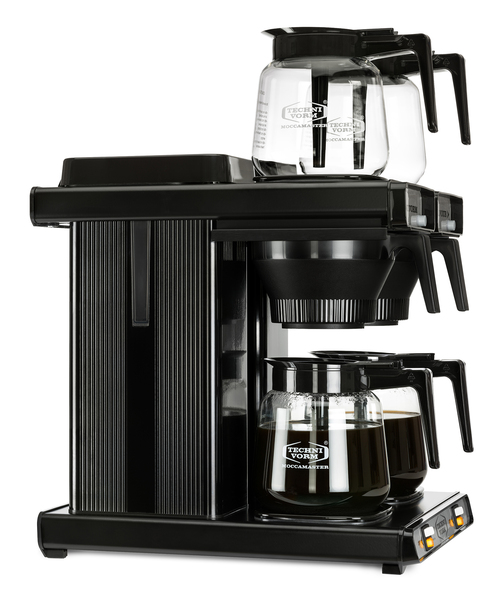 Moccamaster Moccafour 3.6 Ltr. Autofill Kaffebryggare - Svart