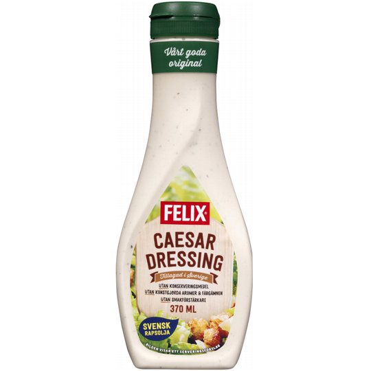 Caesardressing - 35% rabatt