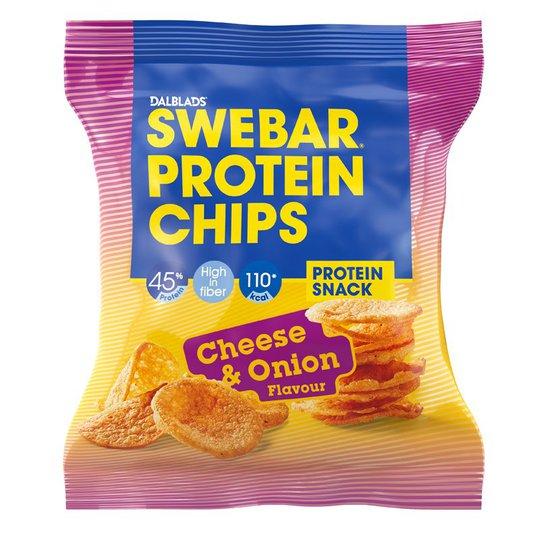 Proteinchips Cheese & Onion - 63% rabatt