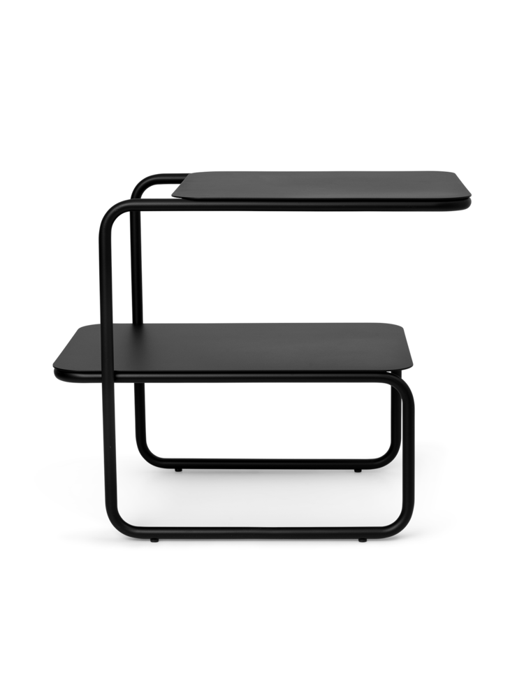 Ferm Living - Level Side Table - Black (1104263806)