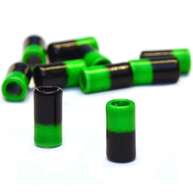 FF AttiTubes - Black Green 6mm. FutureFly