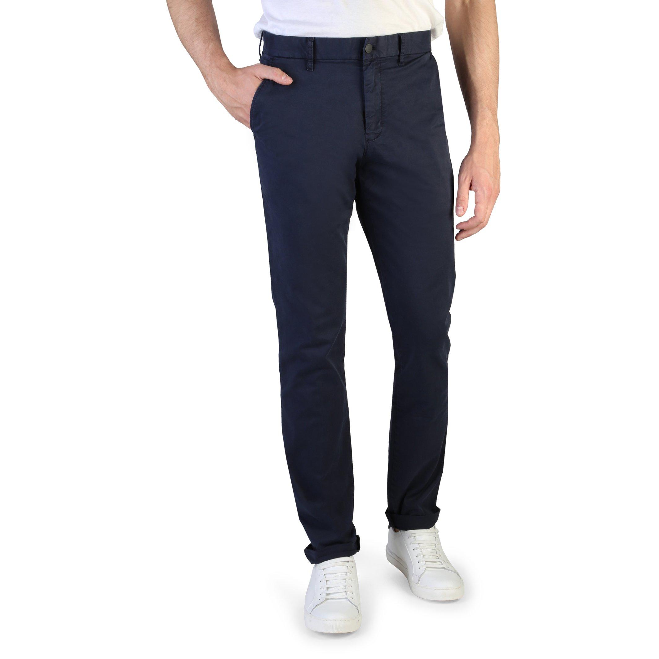 Calvin Klein Men's Trouser Blue J30J305278 - blue-1 28