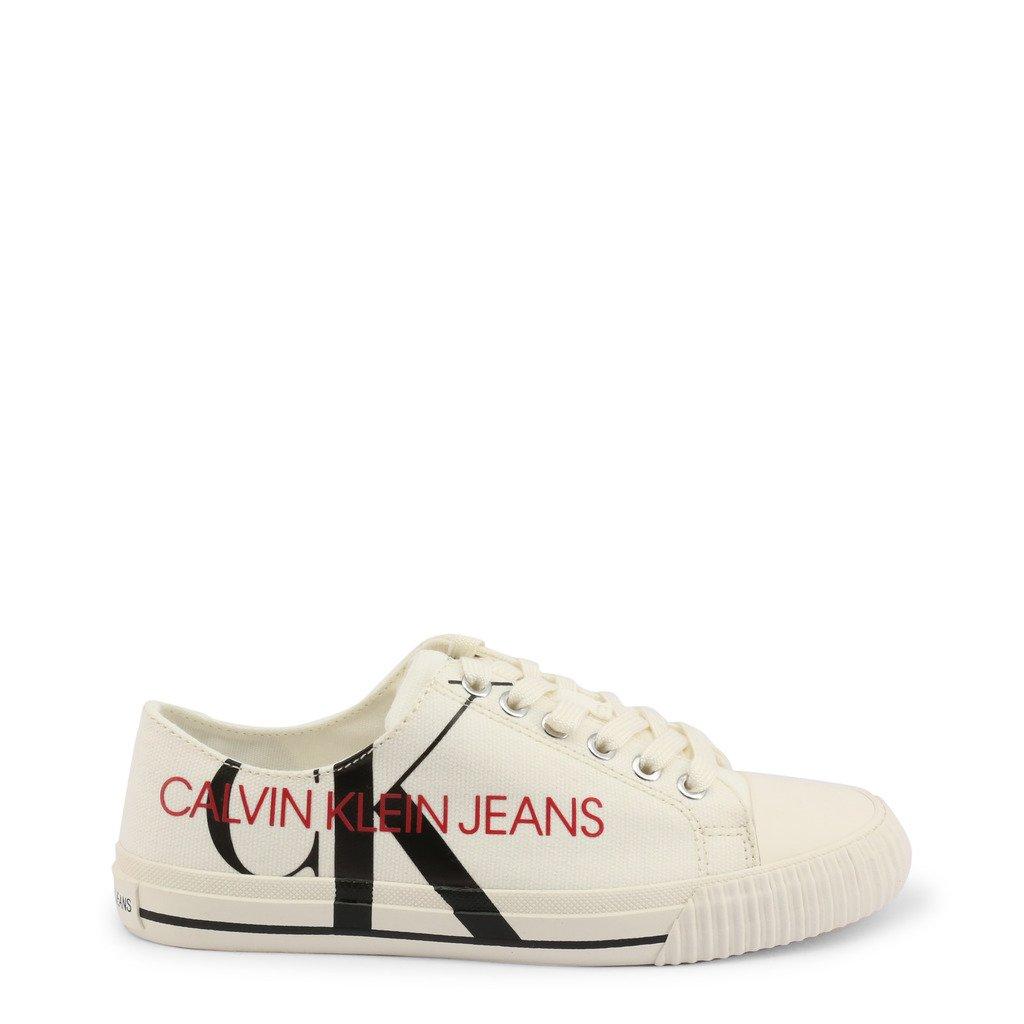 Calvin Klein Women's Trainer Various Colours DEMIANNE_B4R0856 - white EU 36
