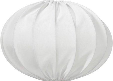 Hilma Takskjerm Hvit 50 cm