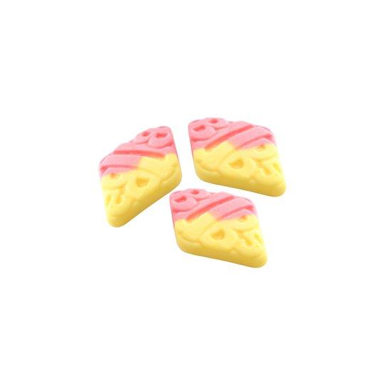 """Hel Låda """"Strawberry Cheesecake Romb"""" 5,3kg - 53% rabatt"""