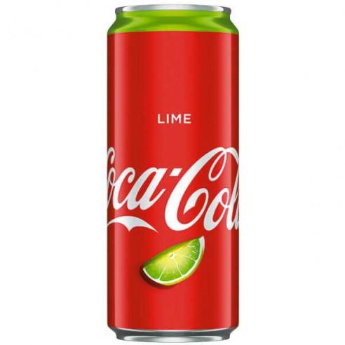 Coca-Cola Lime 33cl