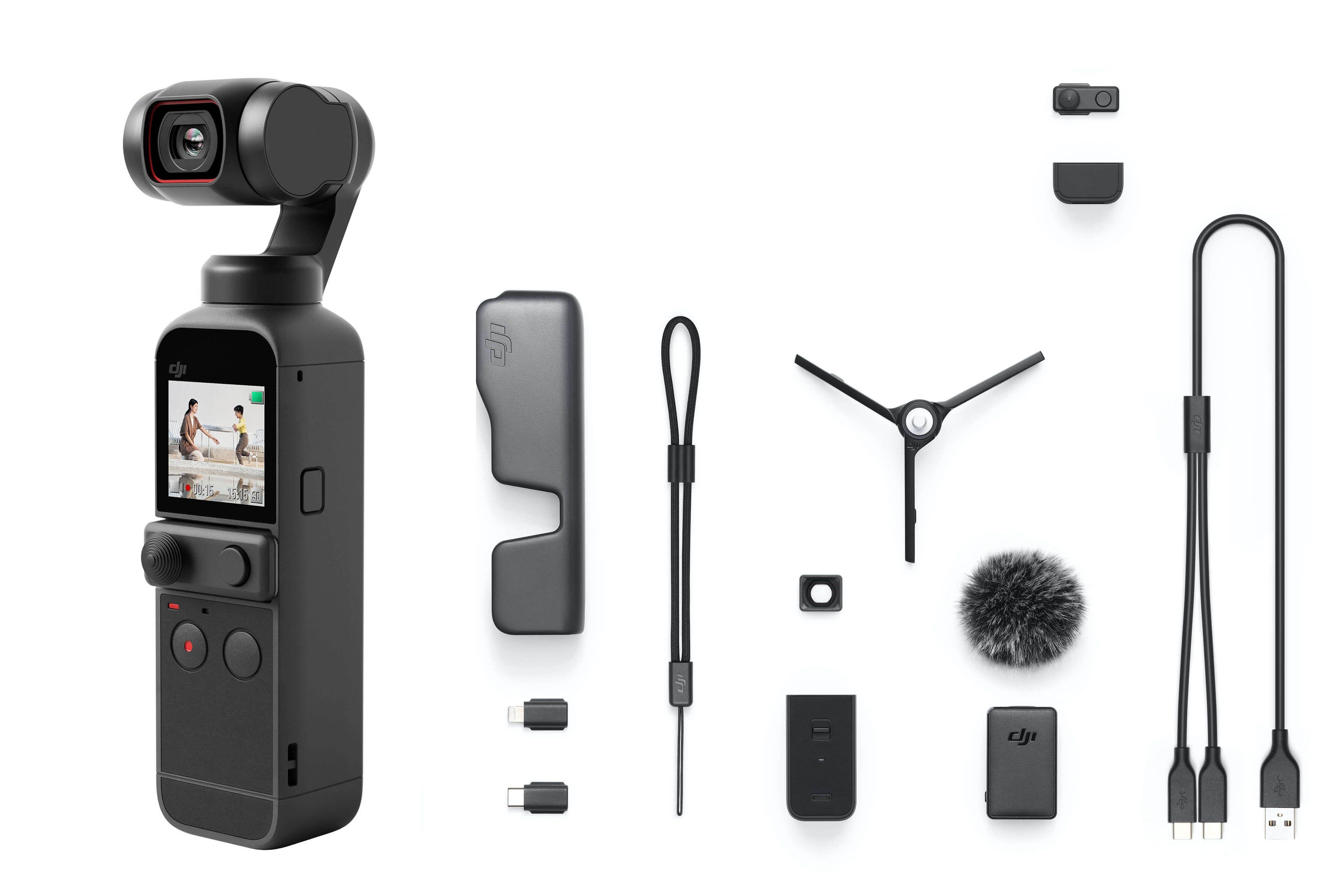 DJI - Osmo Pocket 2 Creator Combo