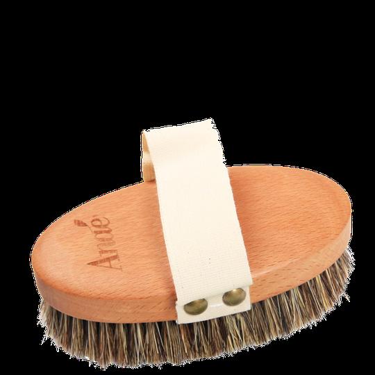 Massage Dry Brush Massage