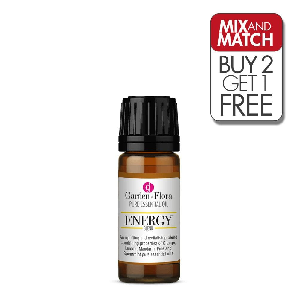 Energy Pure Essential Oil Blend (10ml)