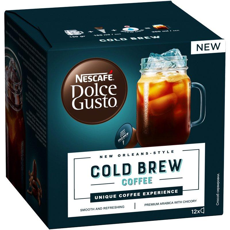 Nescafé Dolce Gusto Cold Brew - 38% rabatt