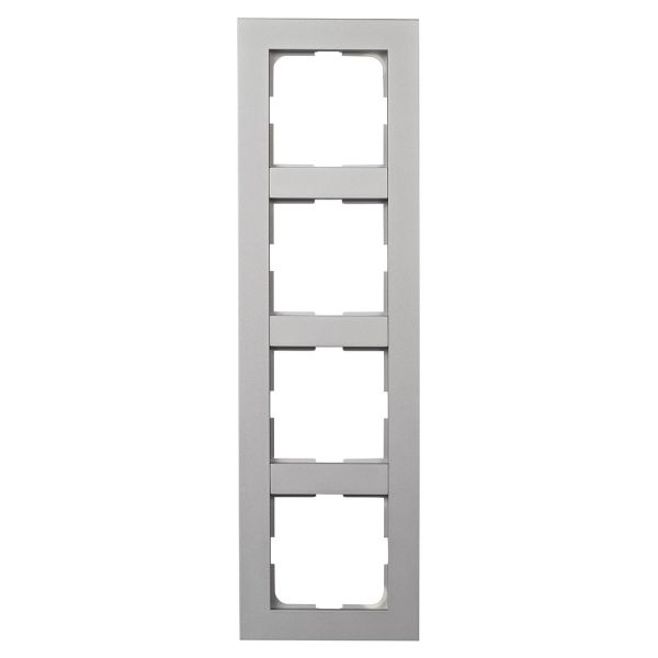 Elko Plus Kombinasjonsramme aluminium 4 rom