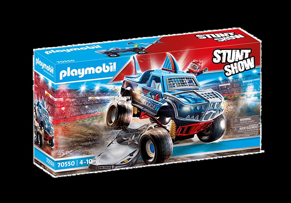 Playmobil - Stuntshow Monster Truck Shark (70550)
