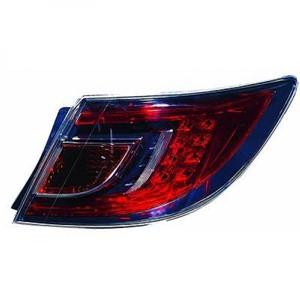 Takavalo, Vasen, MAZDA 6 Hatchback, 6 Sedan, GS1F51180D, GS1F51180E, GS1F51180G, GS1F51180H, GS1F51180J, GS1F51180K