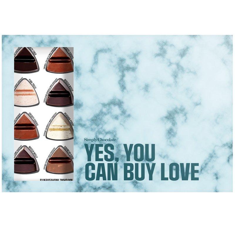 Simply Chocolate: Yes, You Can Buy Love - 67% rabatt