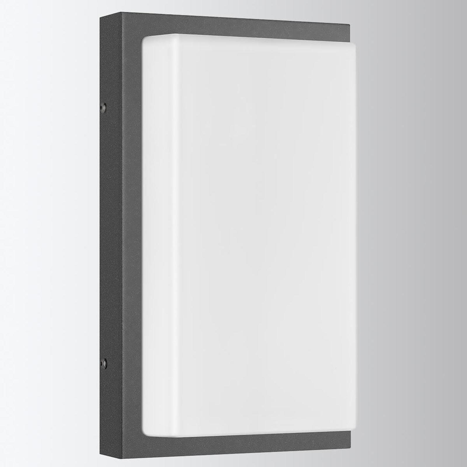 Lämmin valkoinen LED-ulkoseinälamppu Babett