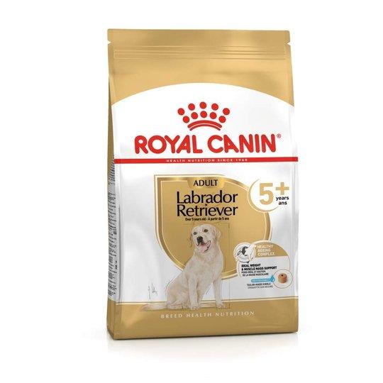 Royal Canin Breed Labrador Retriever Adult 5+