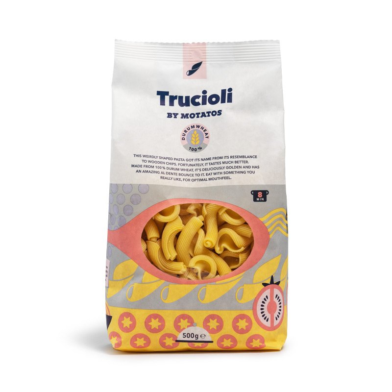 Pasta Trucioli - 0% rabatt