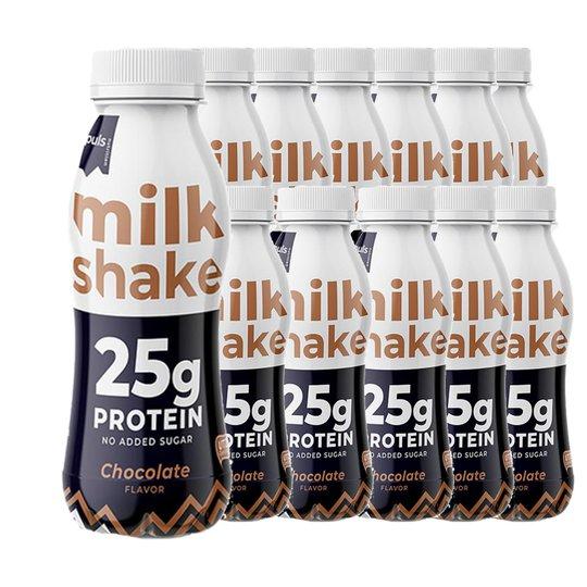 Proteiinijuomat Suklaa 12kpl - 65% alennus