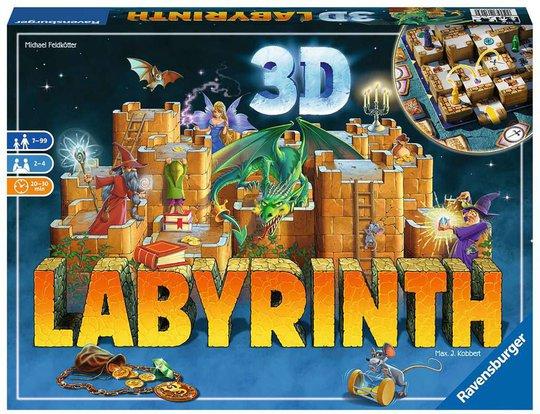 Ravensburger 3D Labyrint Brettspill